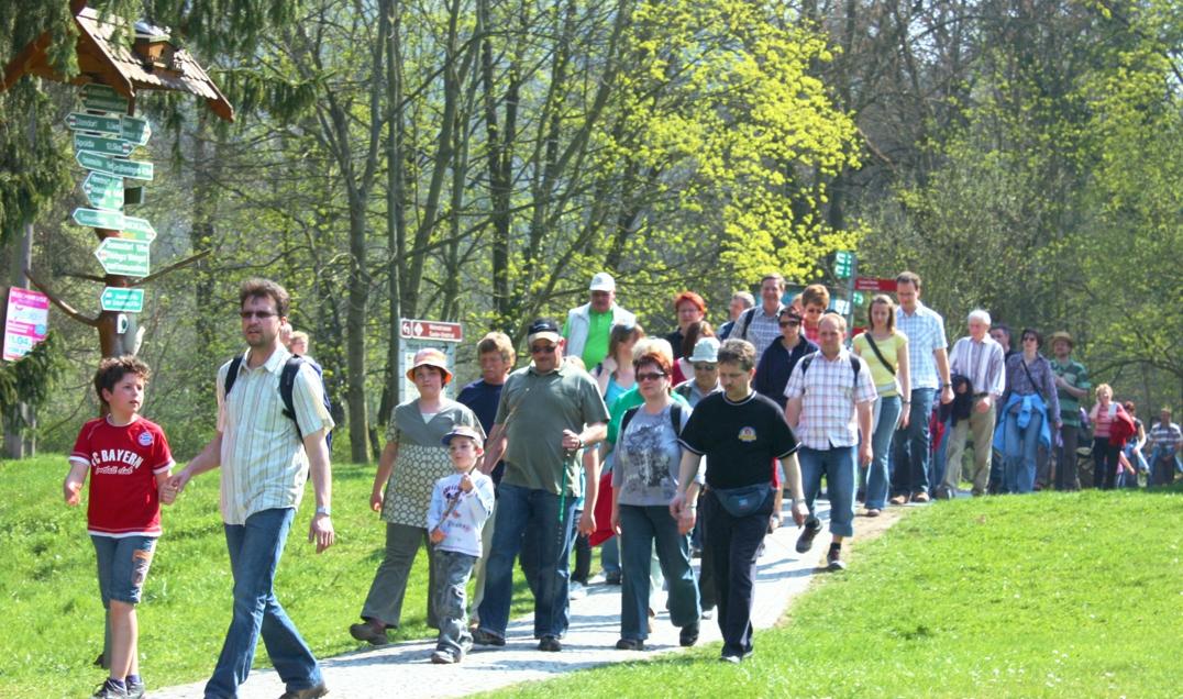 Mehr Informationen zu: Familien - Osterwanderung