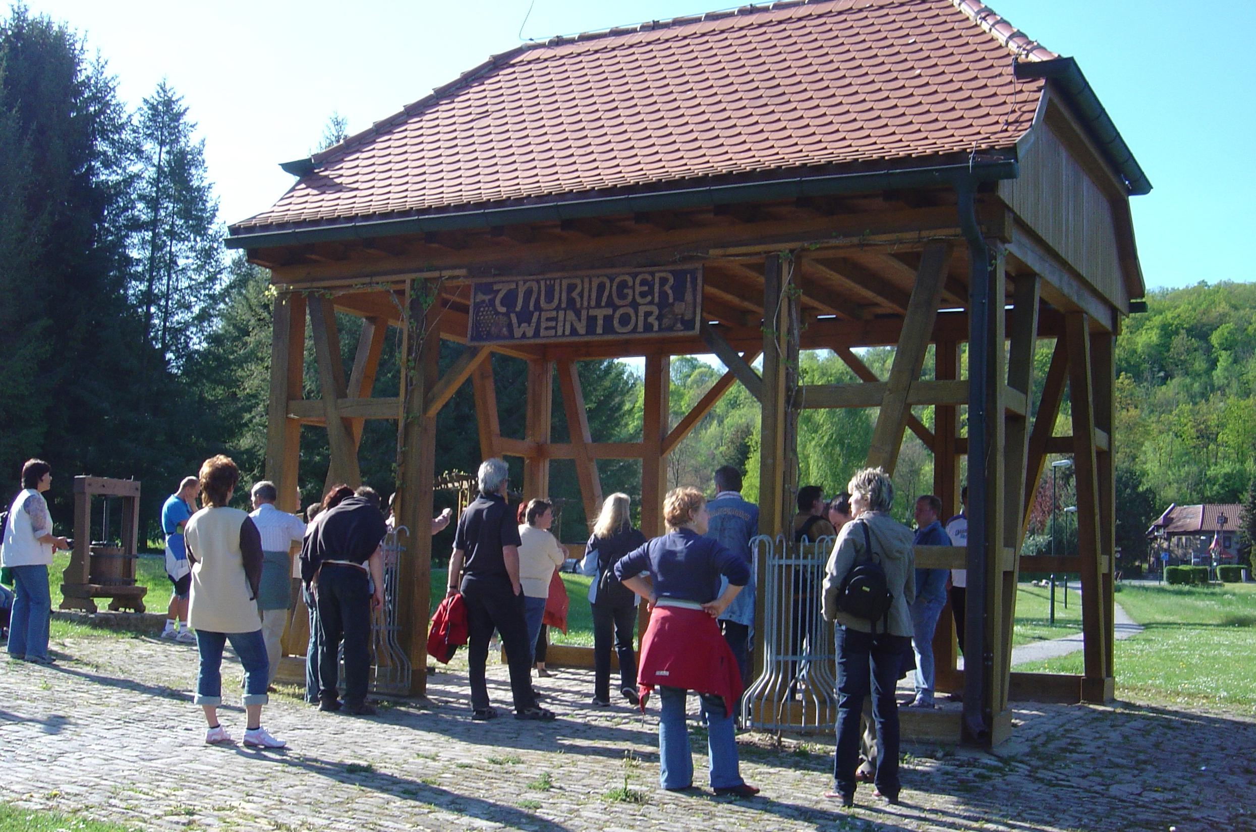 Mehr Informationen zu: Frühlings-Wanderung durch die Weinberge