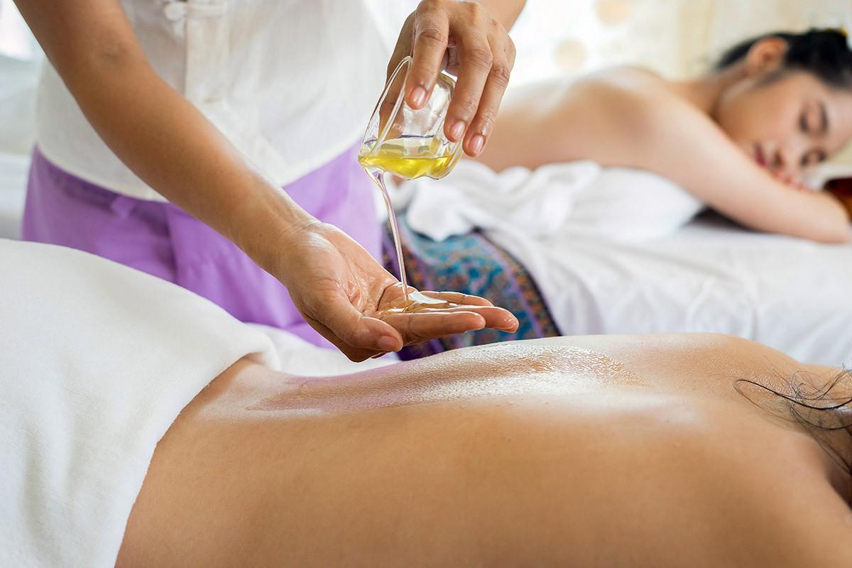Hintergrundbild zu Massagen